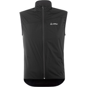 Löffler Pace Primaloft Next Bike Vest Men black